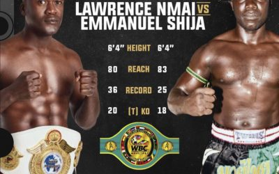 THE SHOWDOWN FOR AFRICAN GLORY IS SET