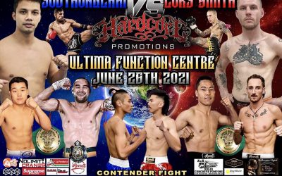 MELBOURNE IS READY TO HOST WBC MUAYTHAI TITLES