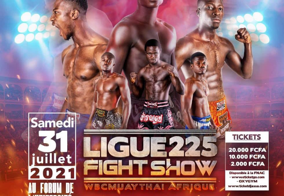 THE GROWTH OF MUAYTHAI IN AFRICA CONTINUES