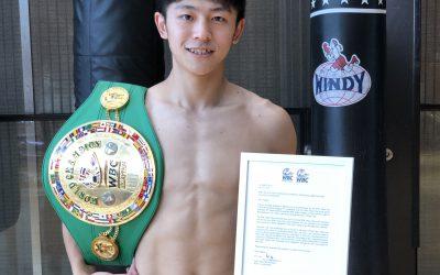 NADAKA EIWASPORTS BECOMES A WBC MUAYTHAI AMBASSADOR