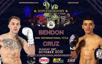 SUPERSHOWDOWN RETURNS WITH A BANG